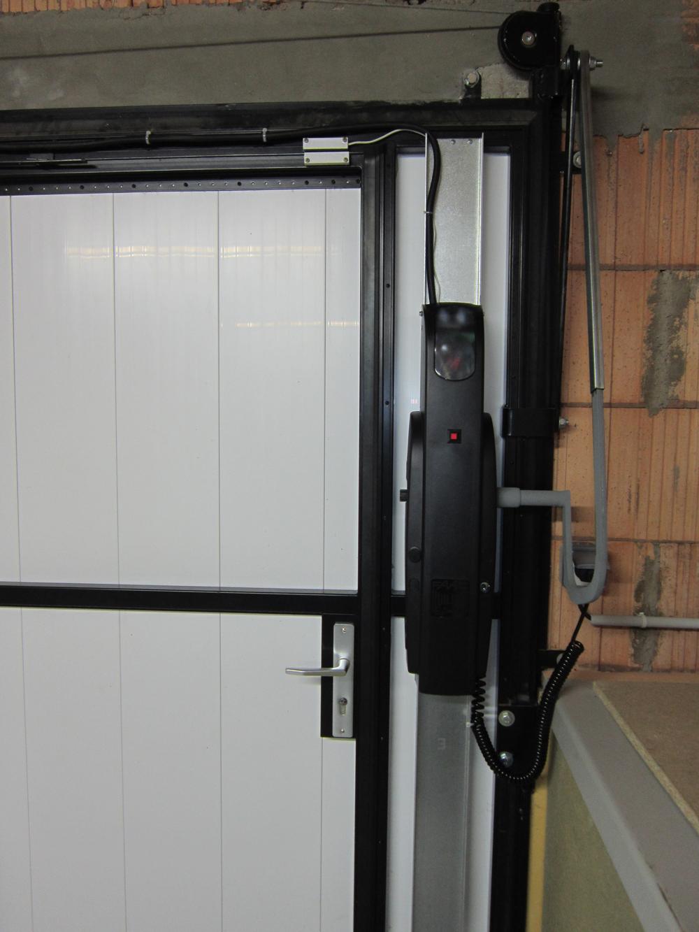 Automatisation 1 alvipro - Automatisation porte garage ...
